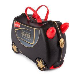 【淘氣寶寶】2015年新款 限定英國Trunki 兒童行李箱/兒童旅行箱 【路特斯F1】【英國原廠公司貨/比美國版Trunki做工更精緻】
