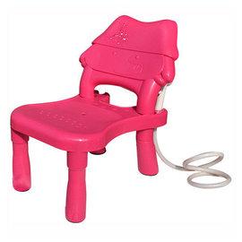 【淘氣寶寶】【CHING-CHING親親】 好娃椅(粉) (HC-03 p22)