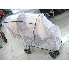 【淘氣寳寳】欣康SYNCON -前後雙人手推車蚊帳(適用多款推車的蚊帳唷~)