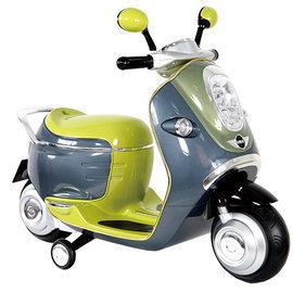 【淘氣寳寳】《復刻限量款》BMW MINI E-SCOOTER 電動摩托車W338