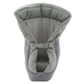 【淘氣寶寶】  2015年 美國正品 Ergo Baby ergobaby Infant Insert 爾哥寶寶背巾用 心型嬰兒保護毯/愛心保護毯【灰】