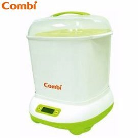 【淘氣寶寶】康貝《Combi》微電腦高效烘乾消毒鍋【贈美國製醫療級香草奶嘴*1顆(原價199元】】