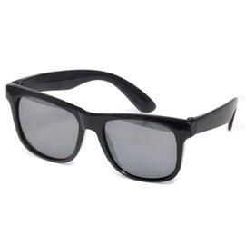 【淘氣寶寶】RKS經典純色4-7歲太陽眼鏡/黑色 RKS4-01301 (UV400鏡片,可完全過濾UVA和UVB兩種紫外線)
