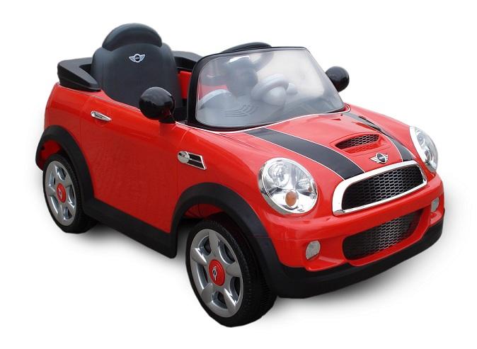 【淘氣寶寶】Mini CooperS 雙馬達12V 原廠遙控電動車 四段變速【贈:天然草本抗菌洗手乳250ml/原價399元】