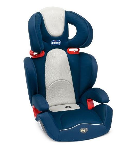 【淘氣寶寶】義大利Chicco KEY 2-3 安全汽座(藍)/(紅) 義大利原裝進口【公司貨】