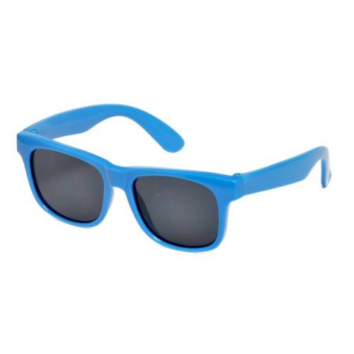 【淘氣寶寶】RKS經典純色4-7歲太陽眼鏡/藍色 RKS4-01302 (UV400鏡片,可完全過濾UVA和UVB兩種紫外線)