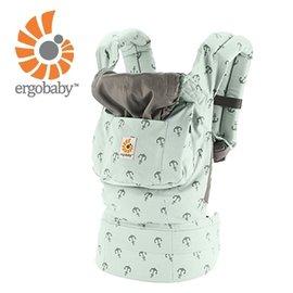 【淘氣寶寶】美國Ergo Baby ergobaby Carrier爾哥寶寶揹帶/揹巾(原創*艦隊) 【贈美國製醫療香草奶嘴3顆】