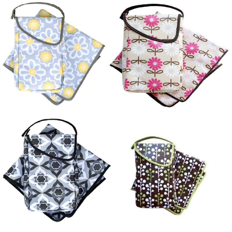 【淘氣寶寶】JJ COLE JJ-3022 Diapers & Wipes Pod 尿布墊&紙巾 收納包