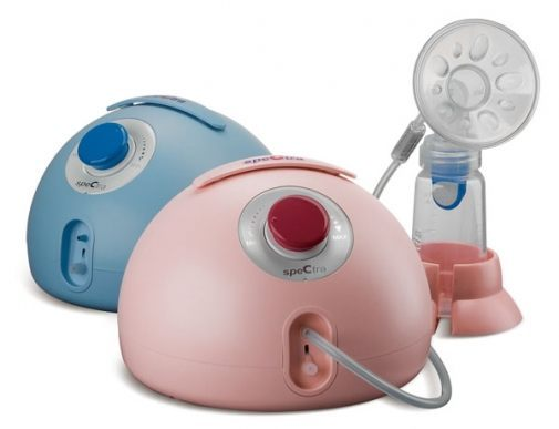 【淘氣寶寶】貝瑞克(Spectra-8) 第八代雙邊電動吸乳器(最新款升級配件)【 韓國製】