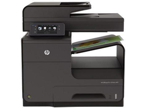 【工作基地台】HP officejet X576dw 多功能噴墨工作站 (唯一申請金氏世界紀錄-列印速度超級快每分鐘70PPM)