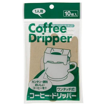 咖啡濾紙10入