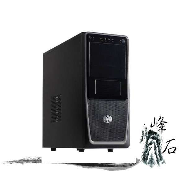 樂天限時優惠! CoolerMaster Elite 311 USB3.0 銀色 電腦機殼