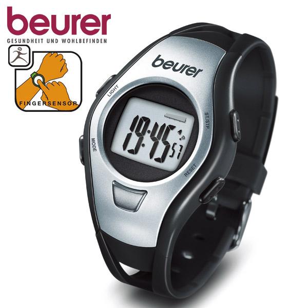 《快樂老爹》【德國博依beurer】運動心率錶PM15(中性款)/心率錶
