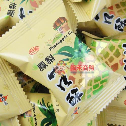 【0216零食會社】朋富-鳳梨一口酥