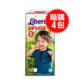 【悅兒樂婦幼用品舘】Libero 麗貝樂 拉拉褲 L(42片)x4包