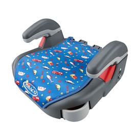 【悅兒樂婦幼用品舘】GRACO Compact Junior幼兒成長型輔助汽車安全座椅-卡通車