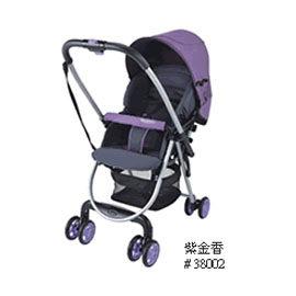 【悅兒樂婦幼用品舘】GRACO 超輕量雙向嬰幼兒手推車Citi Lite R ST 標準版-紫金香