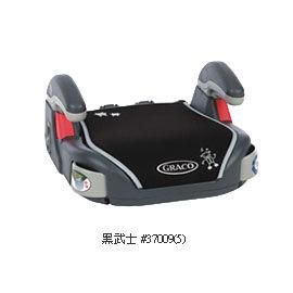 【悅兒樂婦幼用品舘】GRACO Junior Booster 幼兒&學童用成長型輔助汽車安全座椅-黑武士