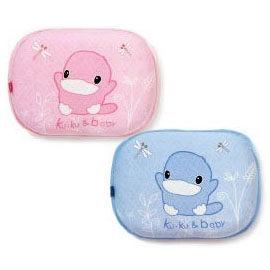 【悅兒樂婦幼用品舘】KU KU 酷咕鴨 嬰兒涼感枕替換枕套