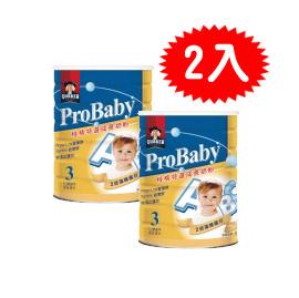 【悅兒樂婦幼用品舘】QUAKER 桂格特選成長奶粉1500g【新一代藻精蛋白配方】-2罐