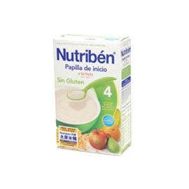 【悅兒樂婦幼用品舘】Nutriben 貝康水果米精