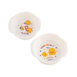 【悅兒樂婦幼用品舘】Piyo 黃色小鴨 牛奶碗(微波爐專用)