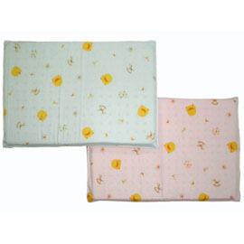【悅兒樂婦幼用品舘】Piyo 黃色小鴨 嬰幼兒健康乳膠枕+枕套1入