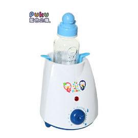 【悅兒樂婦幼用品舘】Puku 藍色企鵝 溫奶調乳器