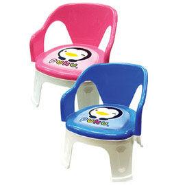 【悅兒樂婦幼用品舘】Puku 藍色企鵝 快樂兒童椅