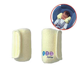 【悅兒樂婦幼用品舘】Aprica 愛普力卡 嬰幼兒汽座用睡眠保護枕