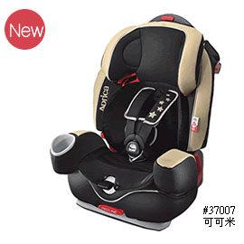 【悅兒樂婦幼用品舘】Aprica 愛普力卡 成長型輔助汽車安全座椅Euro Harness 579-可可米