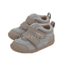 【悅兒樂婦幼用品舘】Combi 康貝 幼兒中筒機能鞋-灰