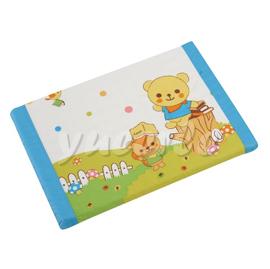 【悅兒樂婦幼用品舘】Combi 康貝 Kuma Kun科技乳膠塑型枕(藍色)