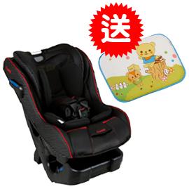 【悅兒樂婦幼用品舘】Combi 康貝 News Prim Long EG 汽車安全座椅-羅馬黑【送Kuma Kun護頭枕x1】#34656-7