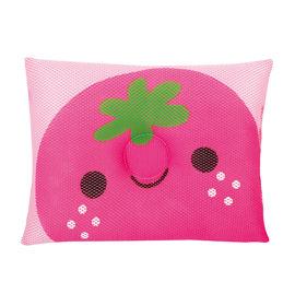 【悅兒樂婦幼用品舘】naforye 拉孚兒 會呼吸的透氣枕頭-草莓