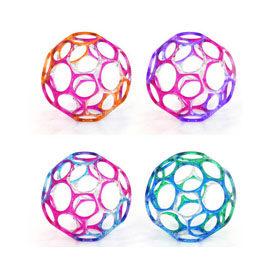 【悅兒樂婦幼用品舘】O ball 魔力洞動球-4吋果凍洞動球