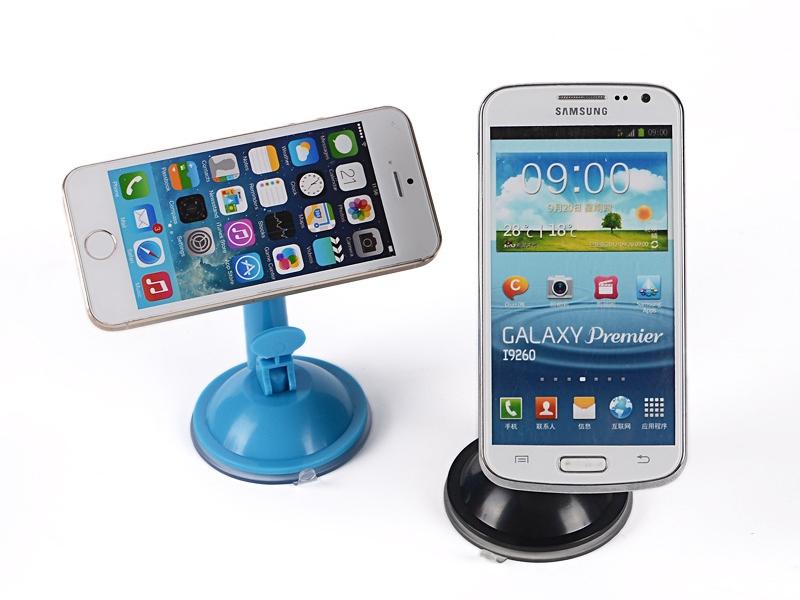 《316小舖》【GA10】(手機平版支撐架-8孔吸盤支撐架-單件價 /可旋轉支撐架/HTC手機支撐架/吸盤式手機支架)