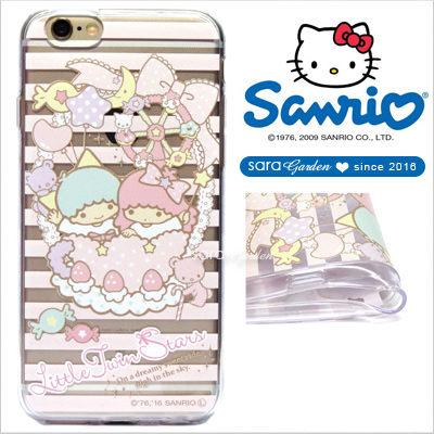 授權 三麗鷗 Sanrio 雙子星 kikilala 浮雕 彩繪 iPhone 6 6S Plus Note5 Z5 Z5P A5 A7 A9 手機殼 軟殼 夢境花園【D0220183】