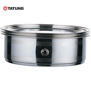 【威利家電】TATUNG 大同 TAC-S03 不銹鋼蒸籠 適用6人份電鍋