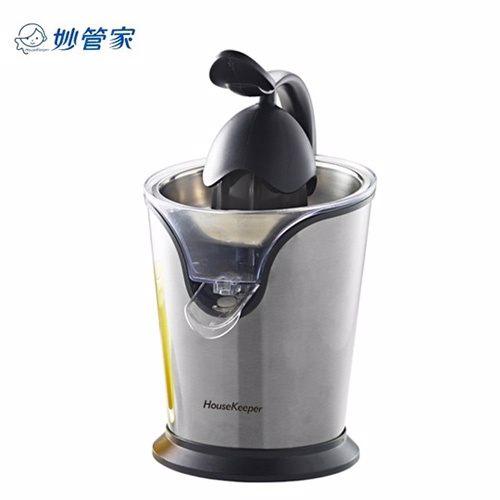 【威利家電】】【分期0利率+免運】妙管家速鮮不鏽鋼電動榨汁機 (HKE-B15)
