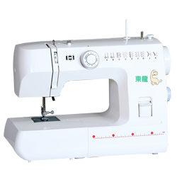 【威利家電】【刷卡分期零利率+免運】東龍多功能裁縫機 TL-542