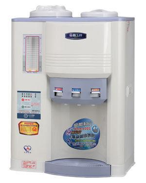 【威利家電】【分期0利率+免運】晶工11.9L全自動冰溫熱開飲機 JD-6211