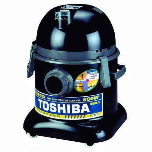 【威利家電】【分期0利率+免運】TOSHIBA東芝乾濕兩用吸塵器 TVC-1015