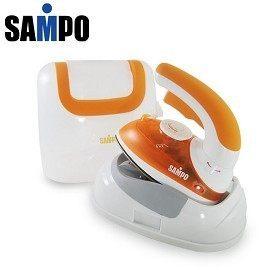 【威利家電】聲寶手持式無線兩用熨斗AS-J9082NL 掛燙、蒸氣熨斗 一機兩用 購物台狂銷千台