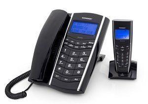 【威利家電】【刷卡分期零利率+免運費】 旺德DECT數位無線子母話機 WD-8101D