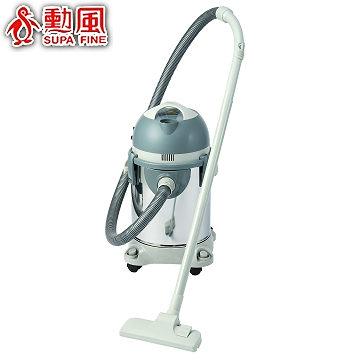 【威利家電】勳風不鏽鋼乾濕吹萬用吸塵器 HF-3227TW