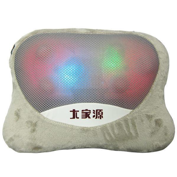 【威利家電】大家源揉捏拍打舒壓枕TCY-1001 新一代按摩枕加拍打功能