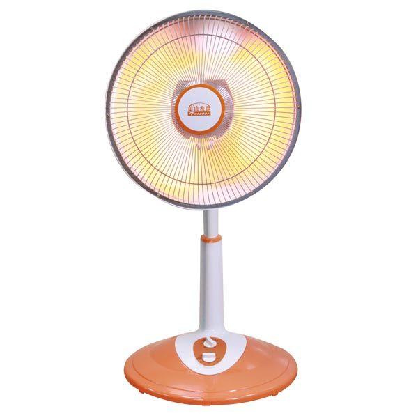 華信14吋定時桌立式鹵素燈電暖器HR-1479T/HR1479T 台灣製造