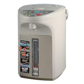 【威利家電】日象5段定溫(恆溫)電熱水瓶【4.2L】ZOP-4200S 台灣製造