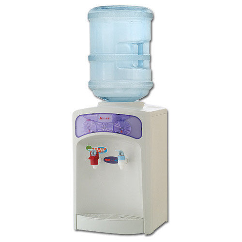 【威利家電】【刷卡分期零利率+免運費】元山(桶裝式)溫熱飲水機.YS-855BW